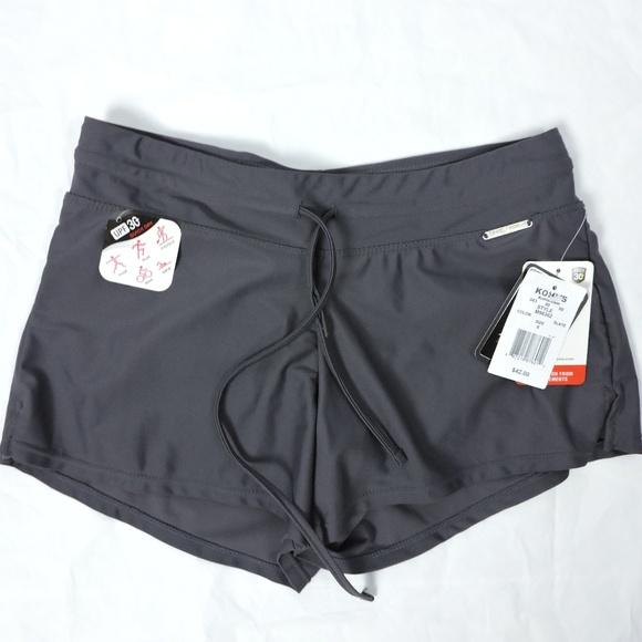 811006bb2d ZeroXposur Swim | Womens Run Shorts Gray Upf 30 | Poshmark